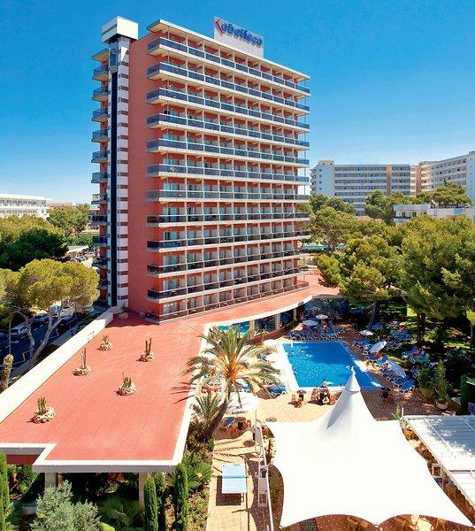 Hotel Obelisco, Playa De Palma