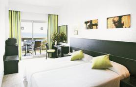 Mallorca a hotel Obelisco s bazénem - ubytování