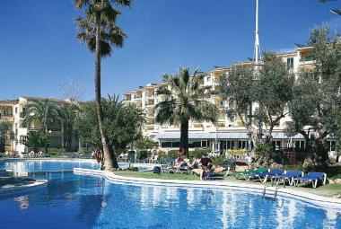 Poloha, vybavení a wellness v hotelu Viva Tropic