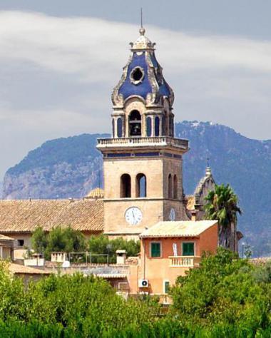 Vesnička Santa Maria del Camí