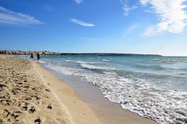 El Arenal - pláž Platja de Palma