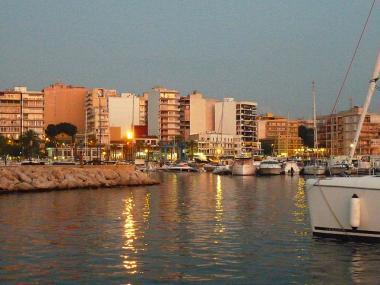 Mallorka, pláž Platja de Palma