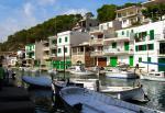 Cala Figuera - přístav s loďkami