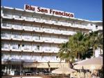 Mallorský hotel Riu San Francisco