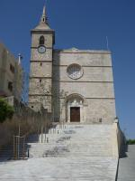 Farní kostel Santa Margalida